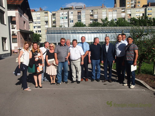 Tatrastan delegation got acquainted with research infrastructure at the Institute